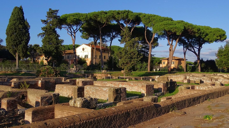 Ostia Antica | © pixabay https://pixabay.com/it/italia-ostia-antica-rovine-1314573/