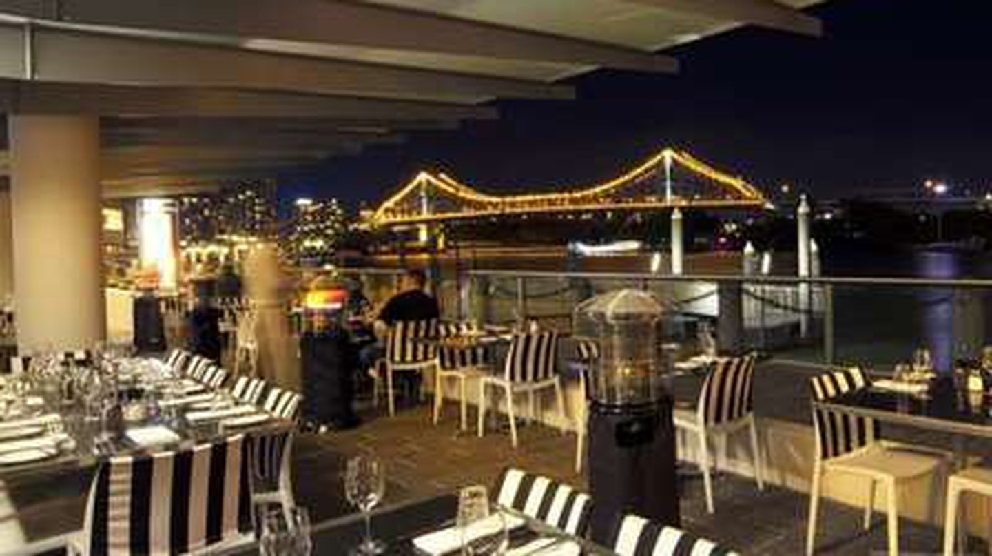 Jellyfish Restaurant, Brisbane | © Jellyfish Restaurant