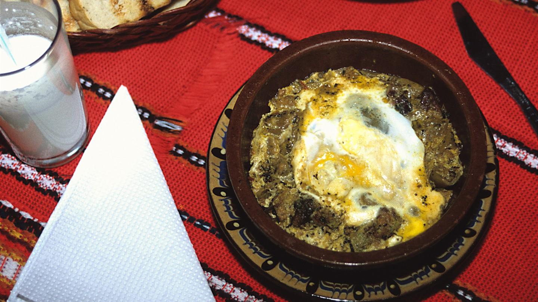 Bulgarian dish | © Jeroen Kransen/WikiCommons