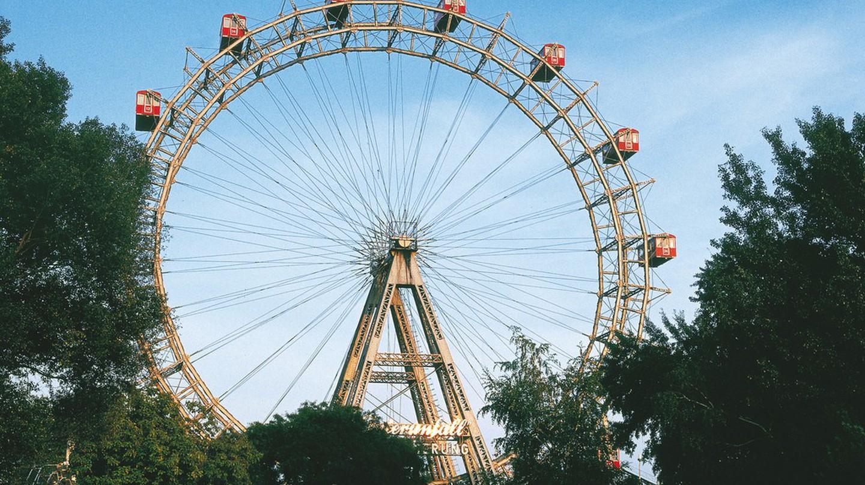 Giant Ferris Wheel in Prater Vienna |  © Diejun/Courtesy of Österreich Werbung