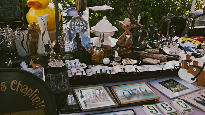 Vintage Market | © Roman Drits / Barn Images