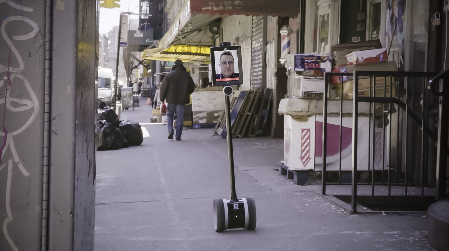 You're Not There: Tourism via Telepresence