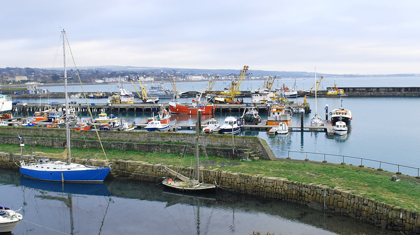 Newlyn Harbour | © Culture Trip