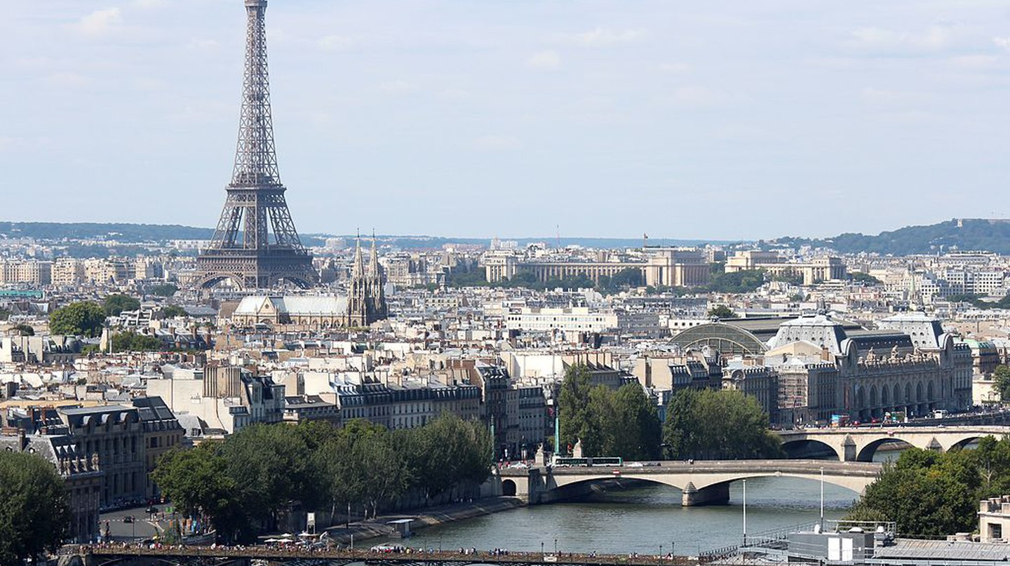 Paris is one of the best cities for a solo traveler | ©  Zinneke/Wikipedia