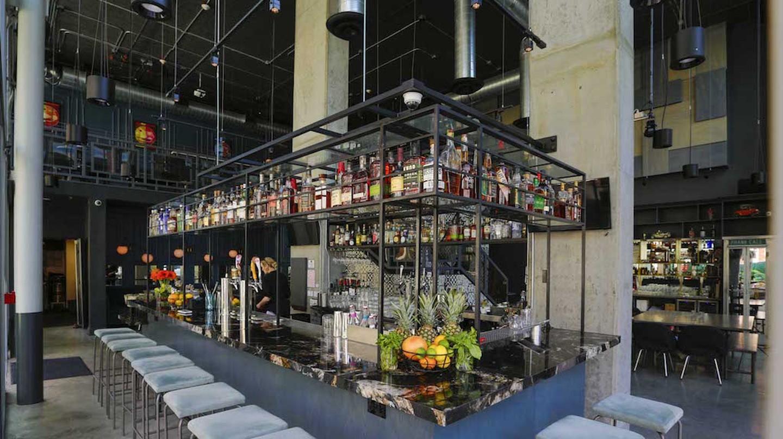 Prank Bar lies in Downtown Los Angeles