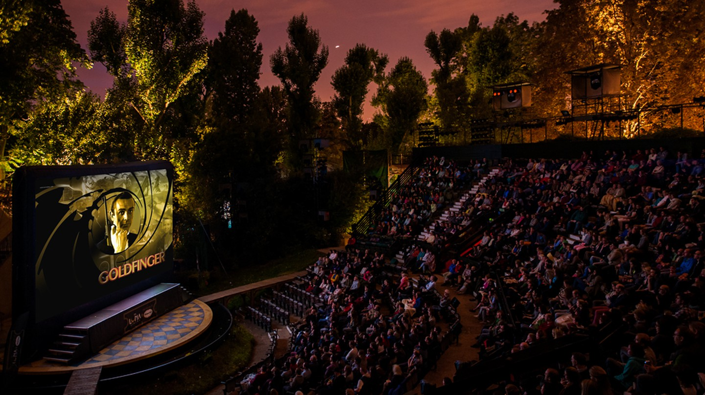 21 Best Venues and Films at Luna Cinema This Summer
