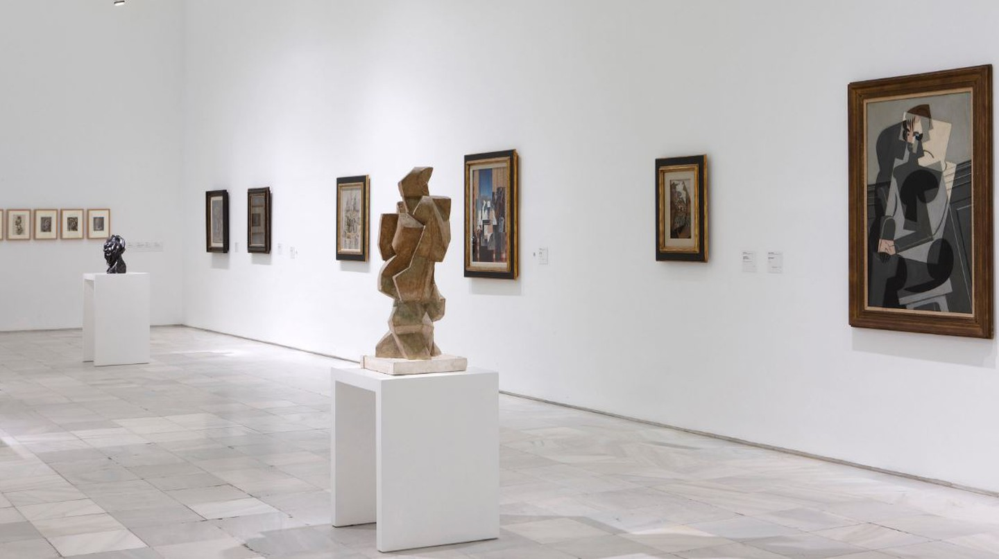 Check out Madrid's best museum exhibitions this spring and summer   © Reina Sofía