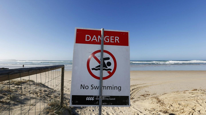 Australia's Gold Coast   © Jason O'brien / EPA/REX/Shutterstock