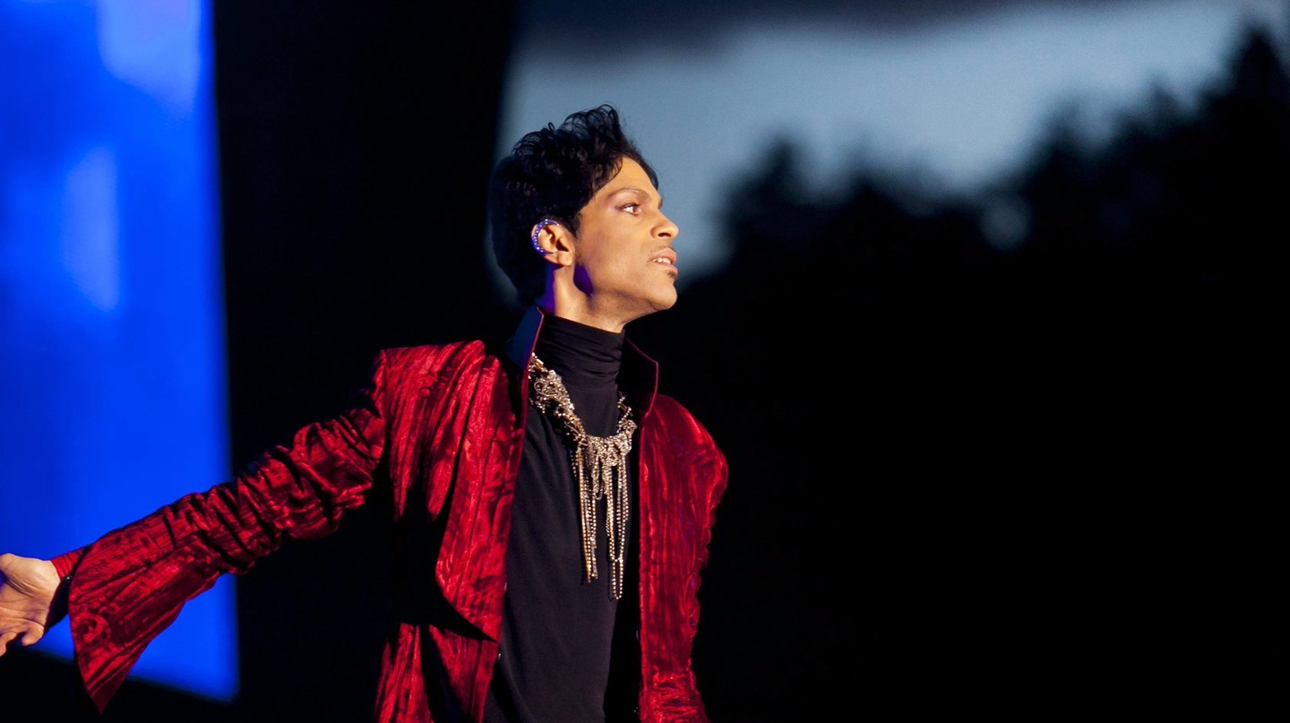 Prince inspired the world with his music | (c)  Balazs Mohai/Epa/REX/Shutterstock (