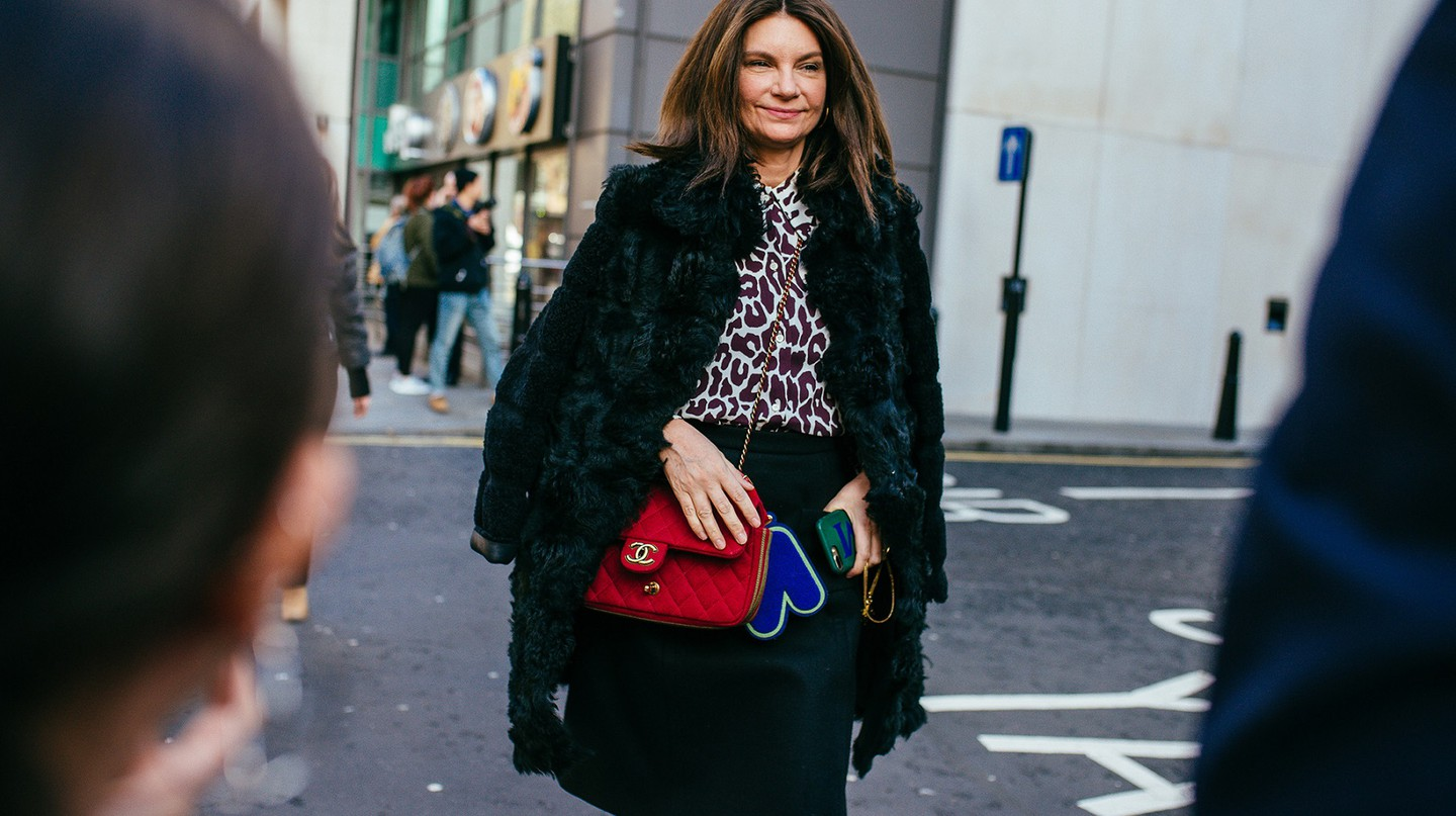 Natalie Massenet, Co-chairman of Farfetch | Photo by Hunter Abrams/BFA/REX/Shutterstock