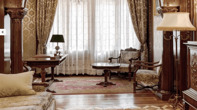 Inside Palatul Primaverii |  Palatul Primaverii