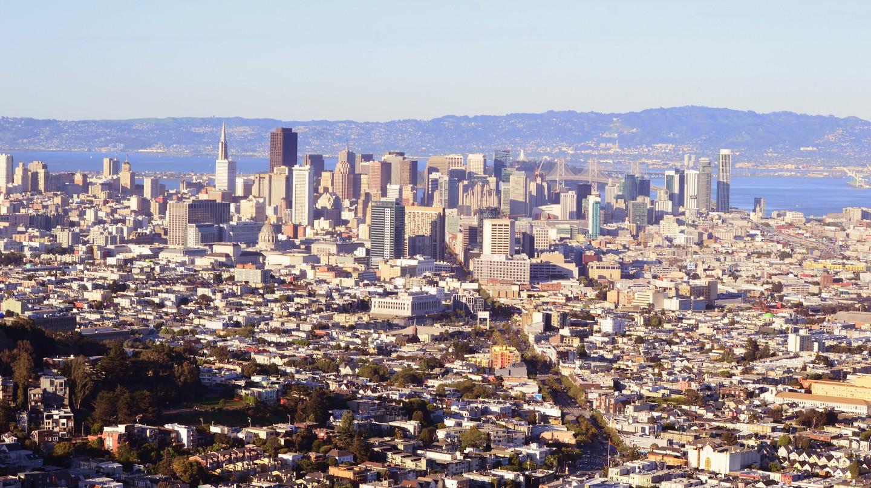 San Francisco |© DARSHAN SIMHA / Flickr