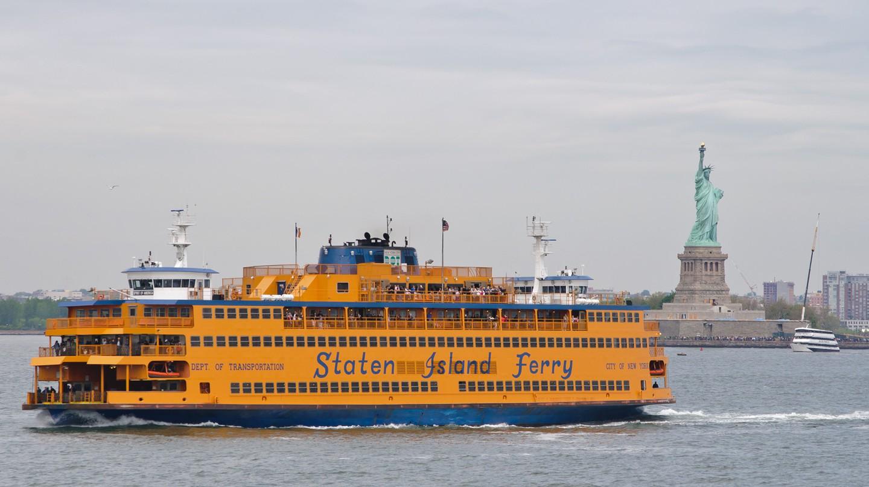 Staten Island Ferry | InSapphoWeTrust/WikiCommons