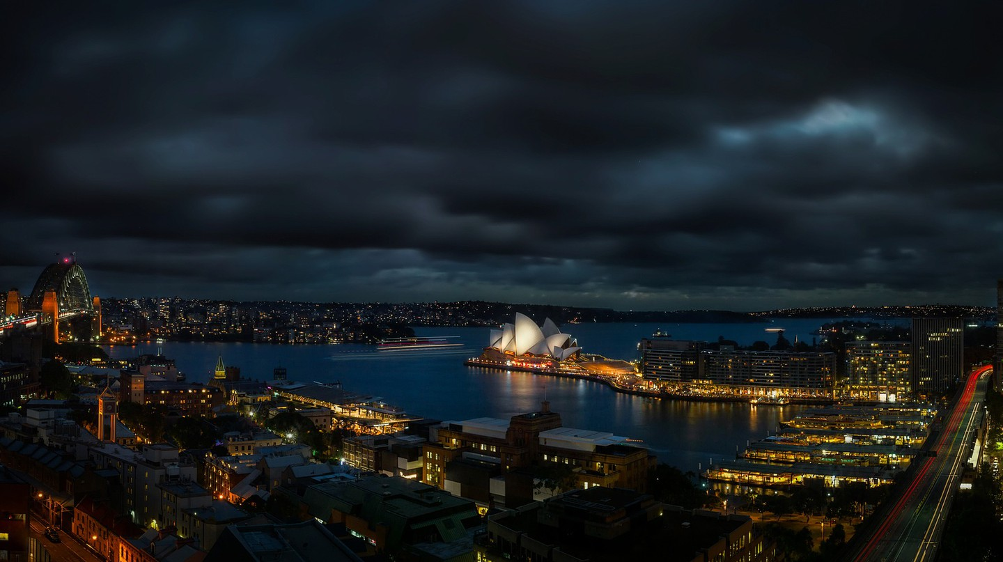Sydney Panorama  | © David Mark/Pixabay