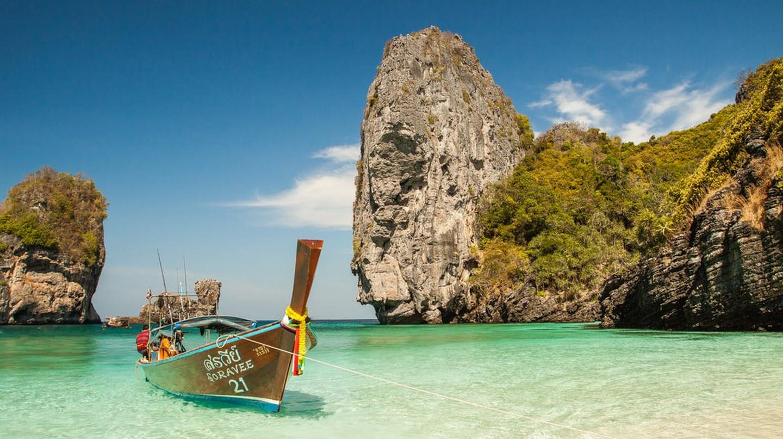 Quiet Islands in Thailand |© Miro Alt/pexels