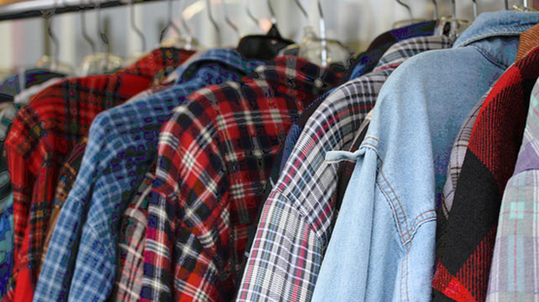 Vintage jackets | ©  Danielle Scott / Flickr