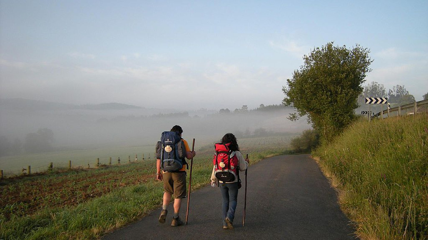 The Camino de Santiago runs through La Rioja