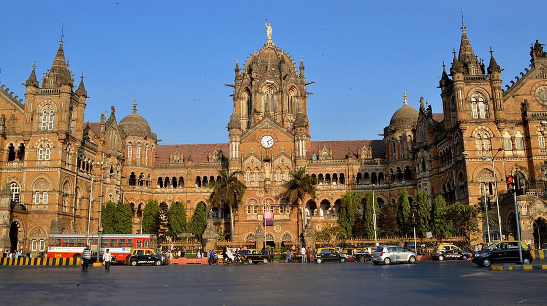 Chhatrapati Shivaji Terminus | © Anoop Ravi / WikiCommons