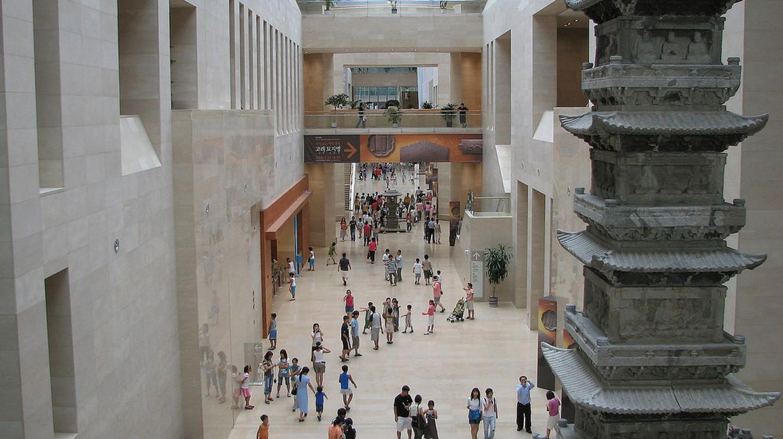 National Museum of Korea | © Jinho Jung / Flickr