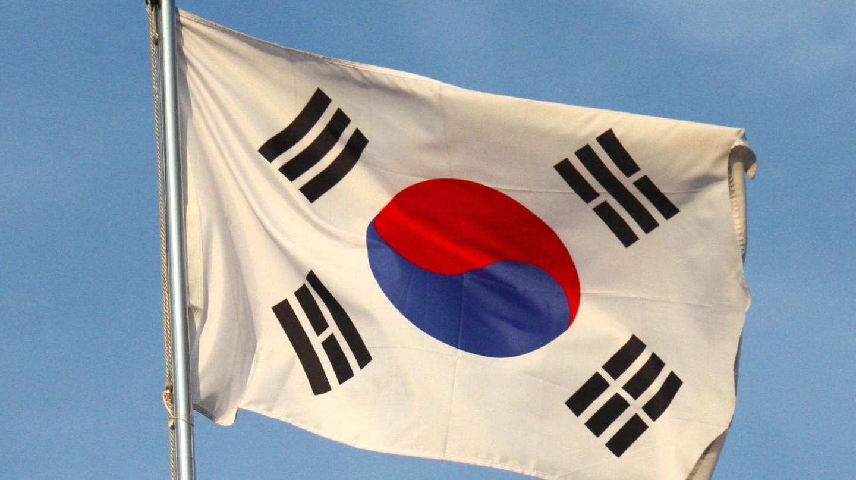South Korea Flag   © Global Panorama/Flickr
