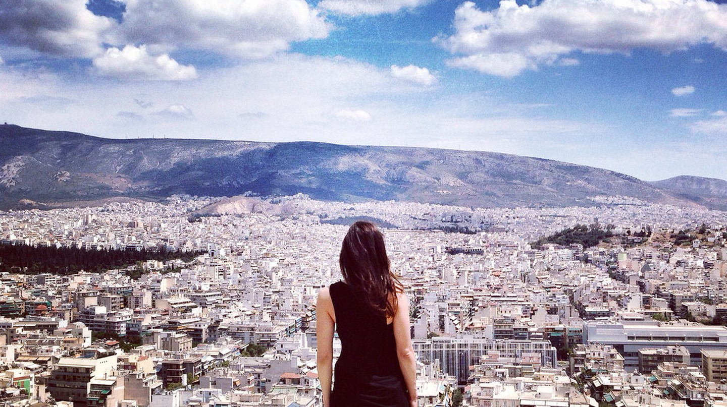 View of Athens | © sixtwelve / Flickr