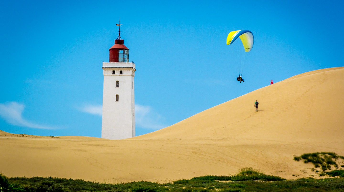 Denmark Rubjerg Knude Lighthouse | © Nelson L./Flickr