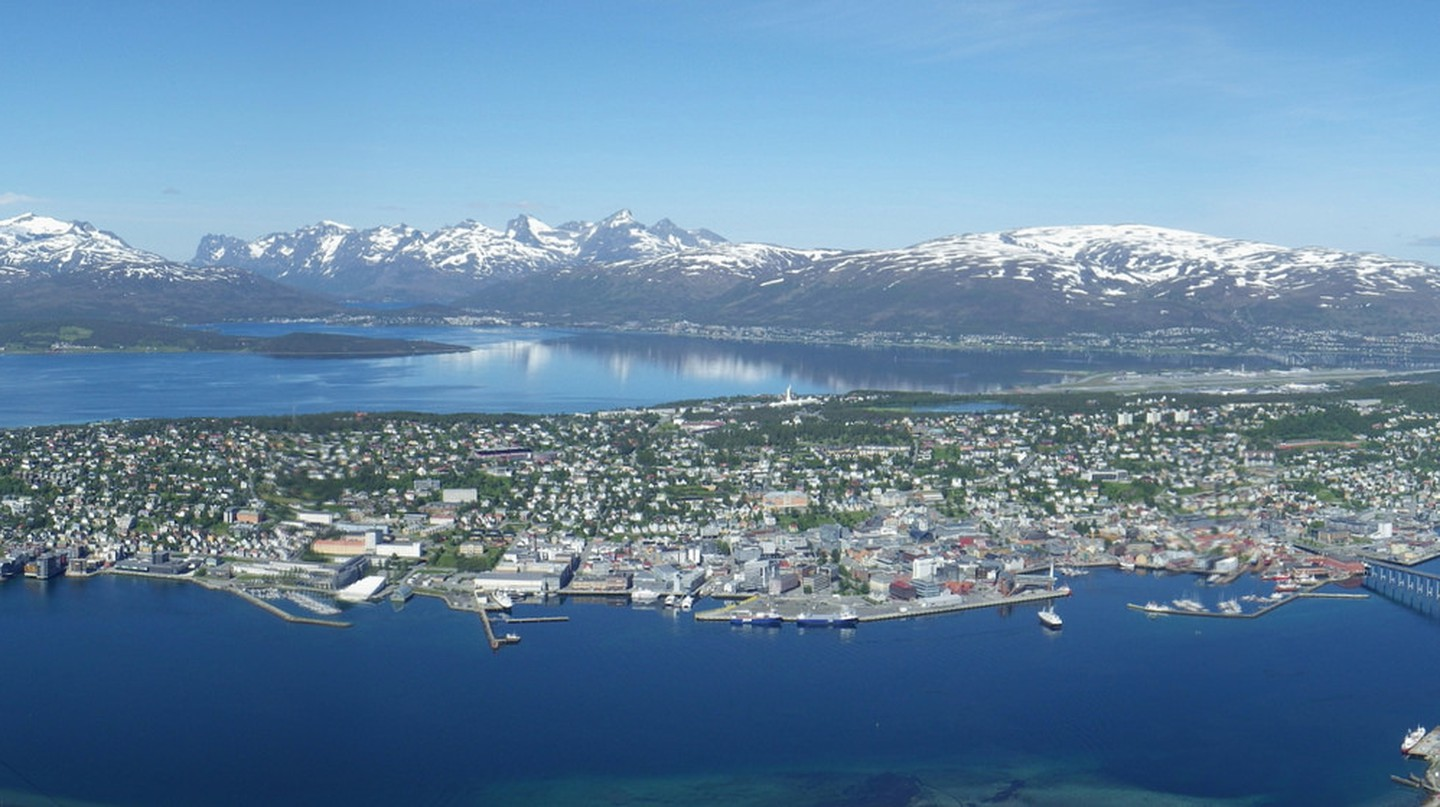 Panoramic view of Tromsø |© Alexandre Lavrov / Flickr