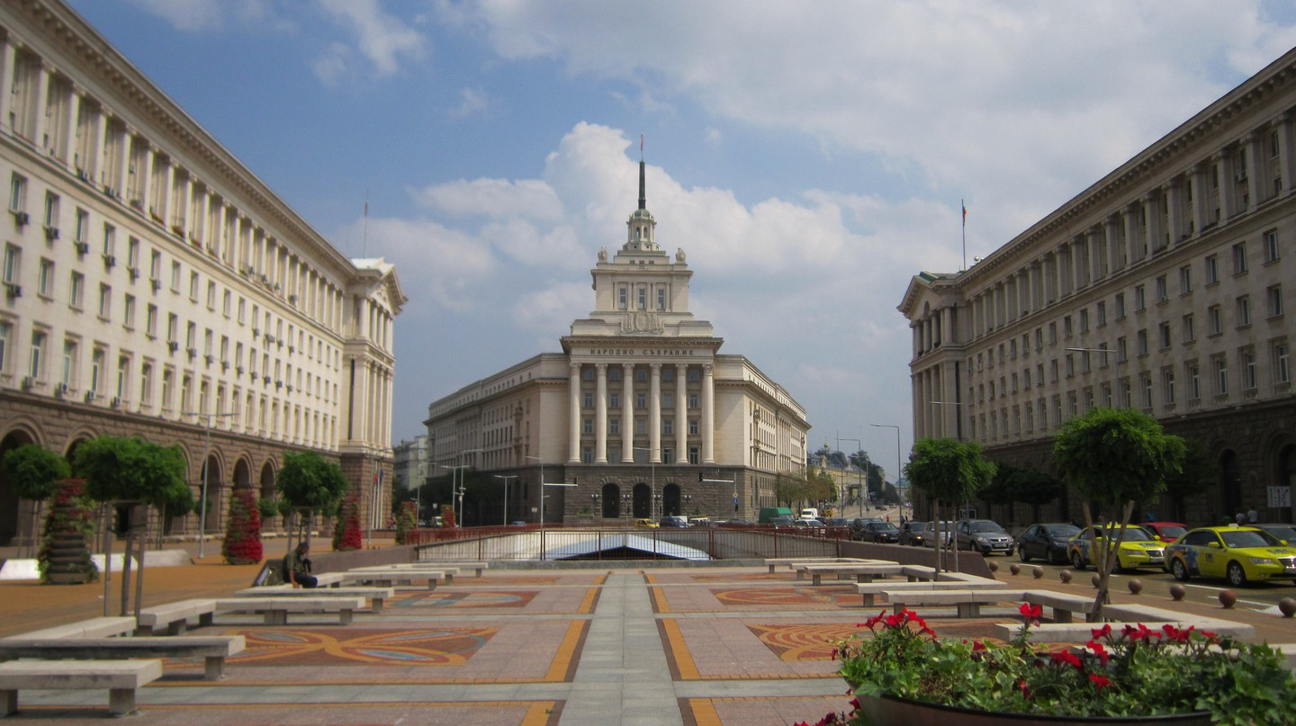 The Sofia Largo (Independence Square) | © Edward Crompton/Flickr