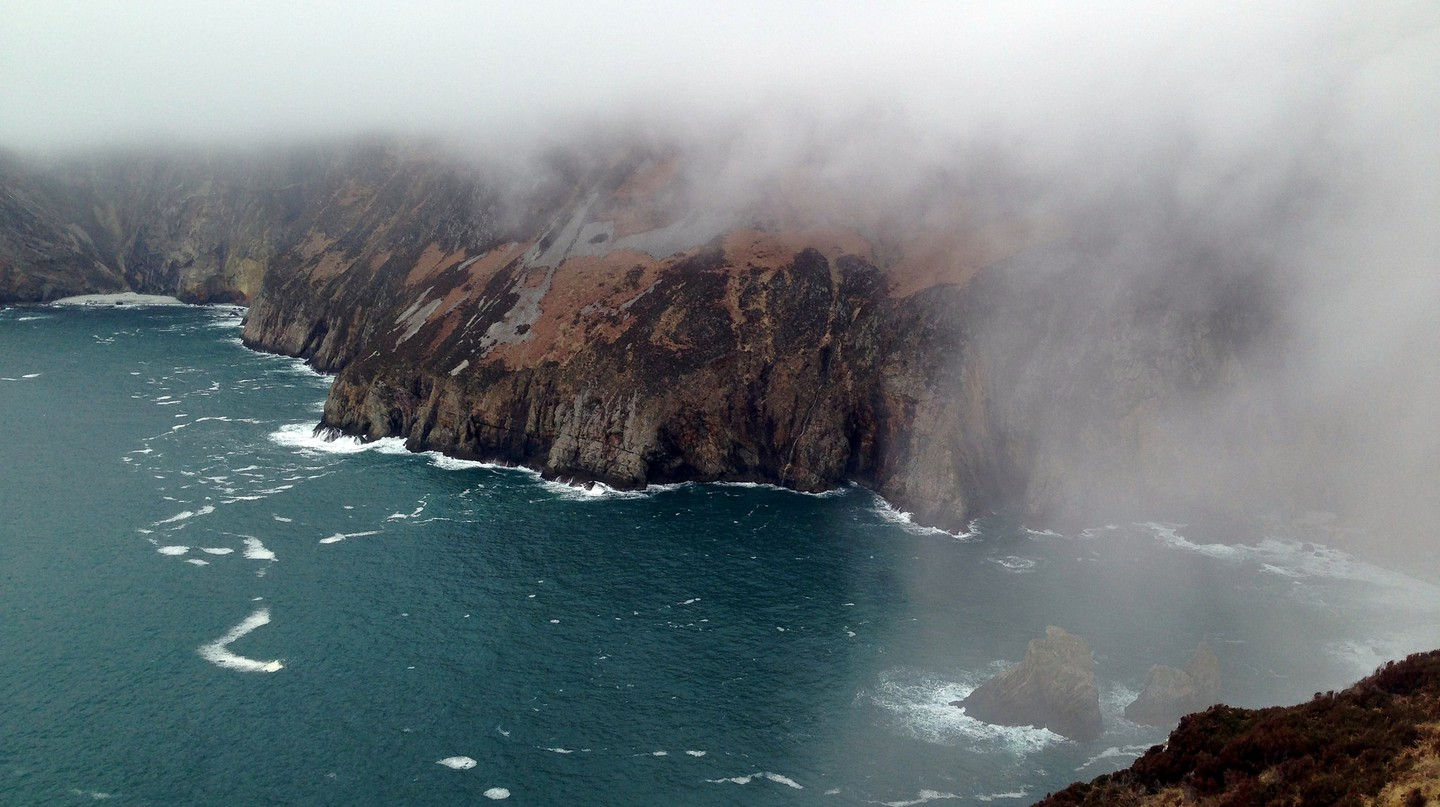 Slieve League, Donegal | © Sean MacEntee/Flickr