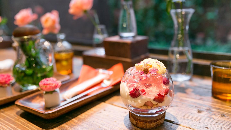 Aoyama Flower Market Tea House | © City Foodsters/Flickr