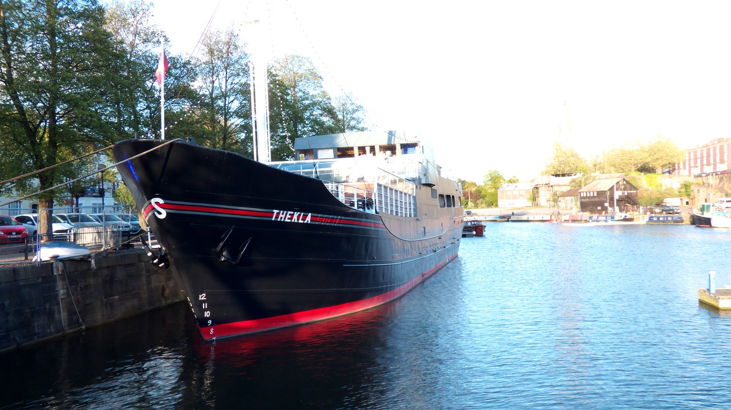 Thekla | © Sam Saunders/Flickr