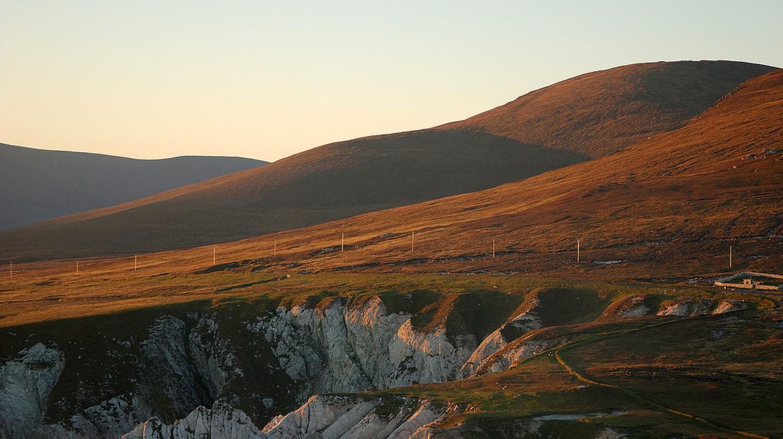 Achill Island sunset | © chb1848/Flickr