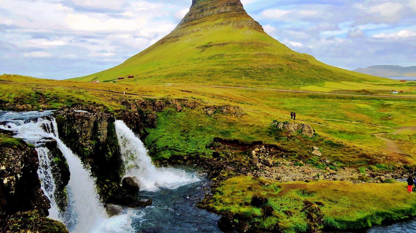 Kirkjufell, Iceland | © moonjazz/Flickr