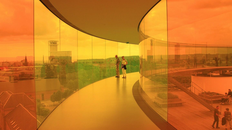 Your rainbow panorama   © Jarle Refsnes/Flickr