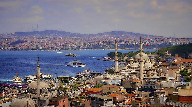 Istanbul | © Pedro Szekely/Flickr