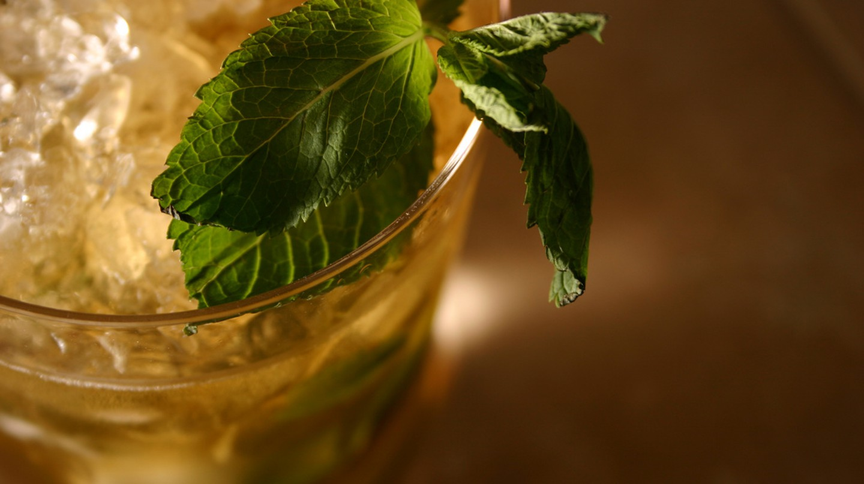 A mint julep | © Reese Lloyd / Flickr