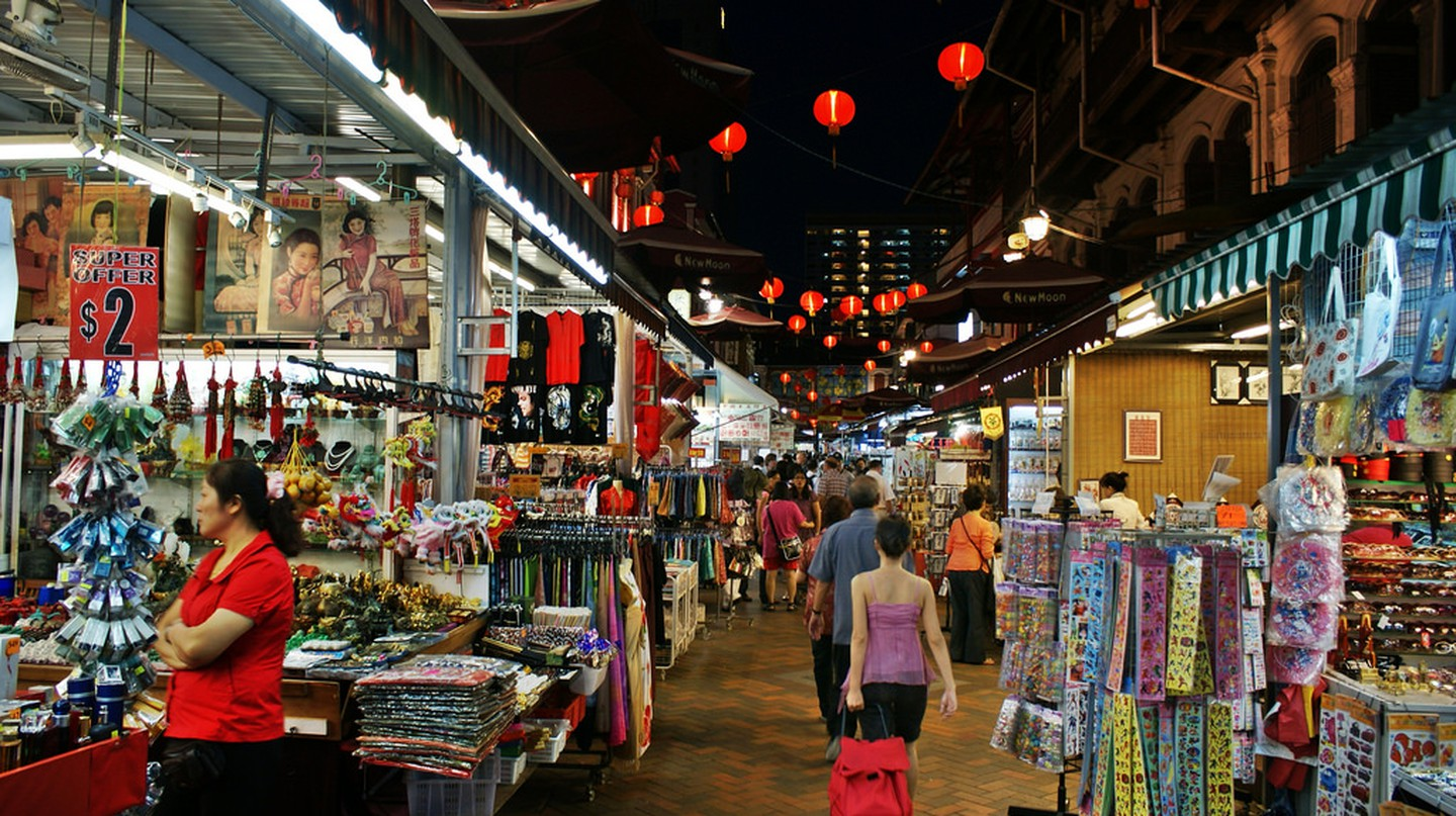 Chinatown, Singapore | © Kaizuri Yazid/Flickr