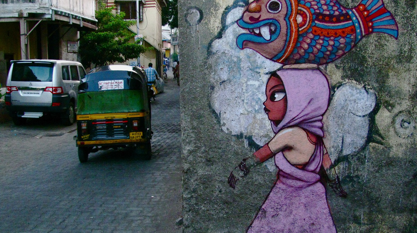 Bandra | Satish Krishnamurthy / Flickr