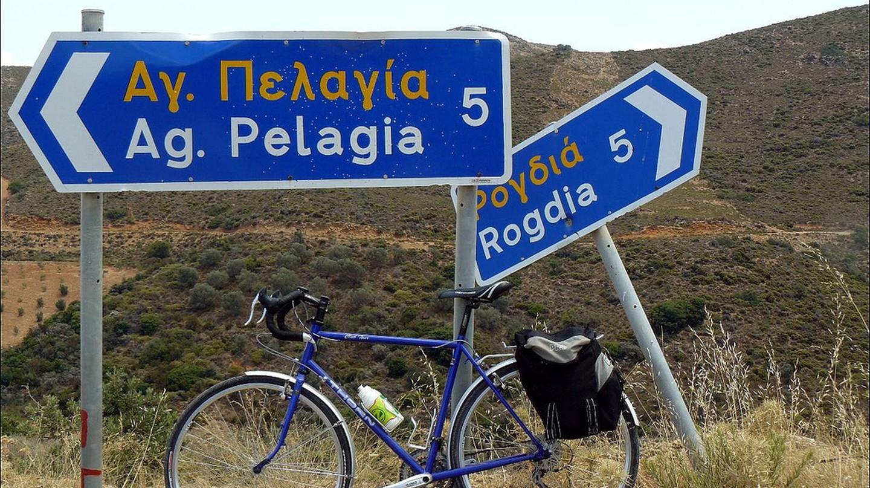 From Rogdia to Ag. Pelagia     © Grigoris Maravelias/Flickr