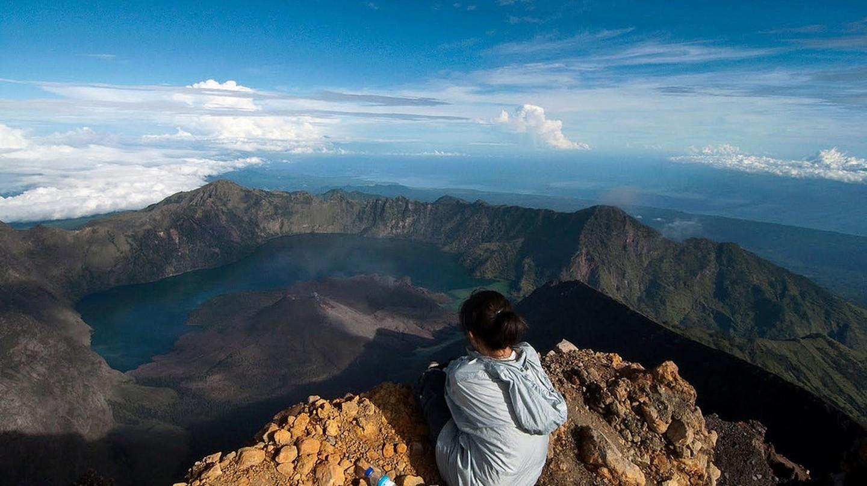 Climbing Mount Rinjani | © Trekking Rinjani/Flickr