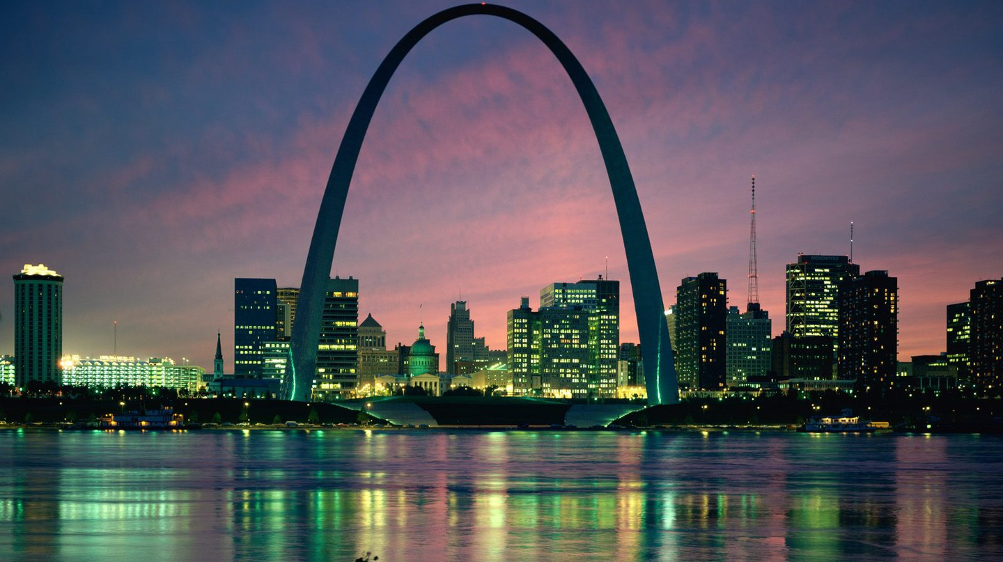 Gateway Arch, St Lou | © apple.white2010/Flickr