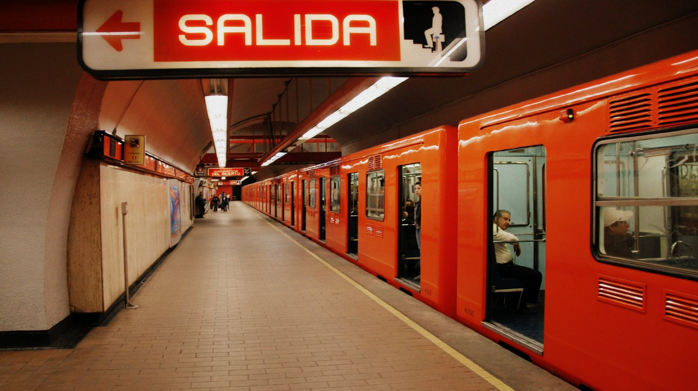 Mexico City metro |© LWYang / Flickr