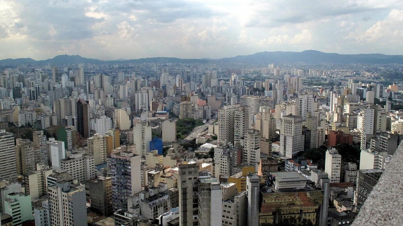 Sao Paulo skyline   ©Binary Koala / Flickr