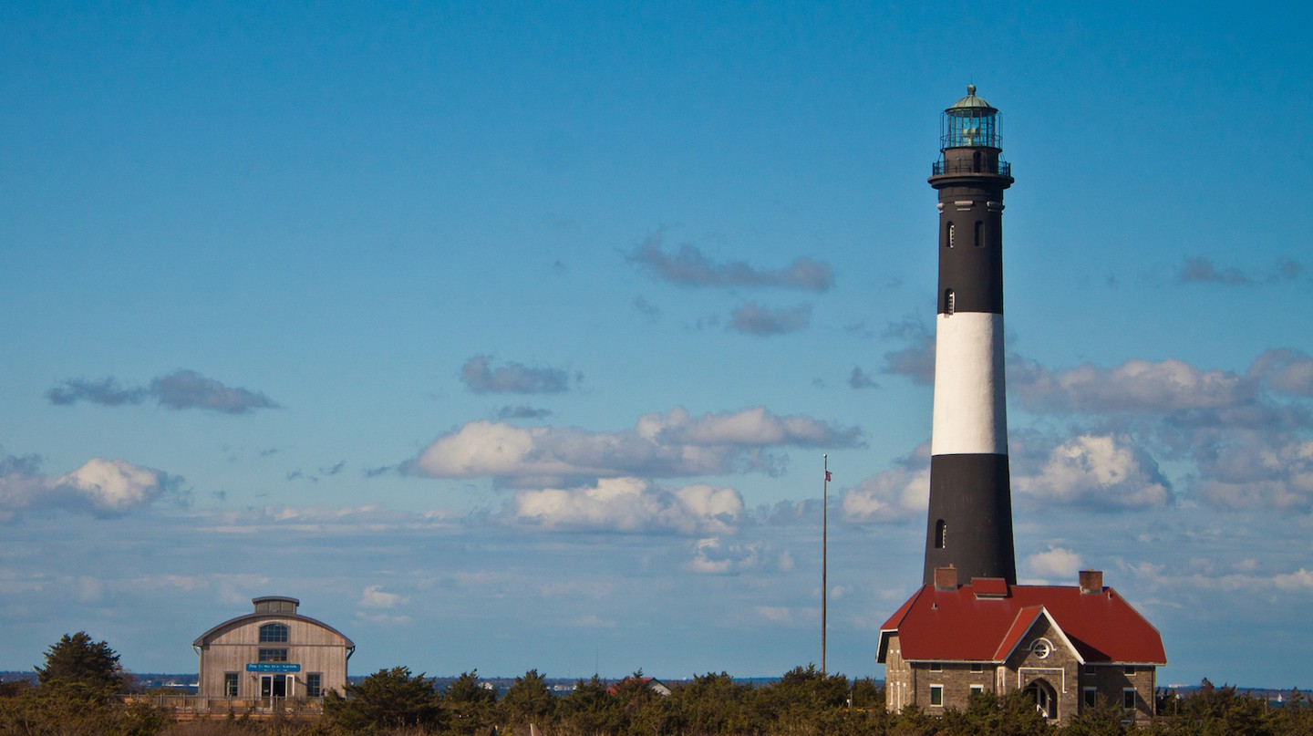 Fire Island lighthouse | © vishwaant avk / Flickr