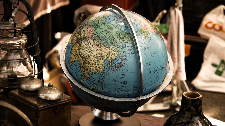 Globe | © Martin Abegglen/Flickr