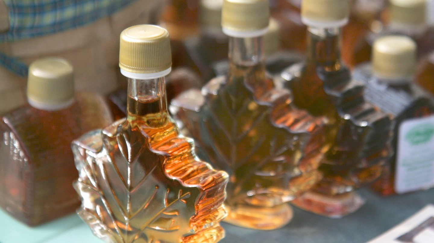 Maple Syrup | © Alexis Lamster / Flickr
