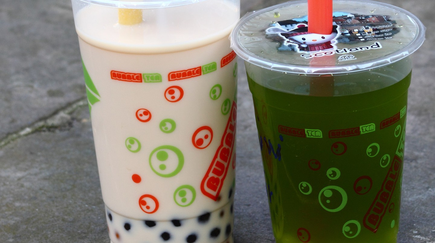Bubble tea | © Oliver Hallmann / Flickr