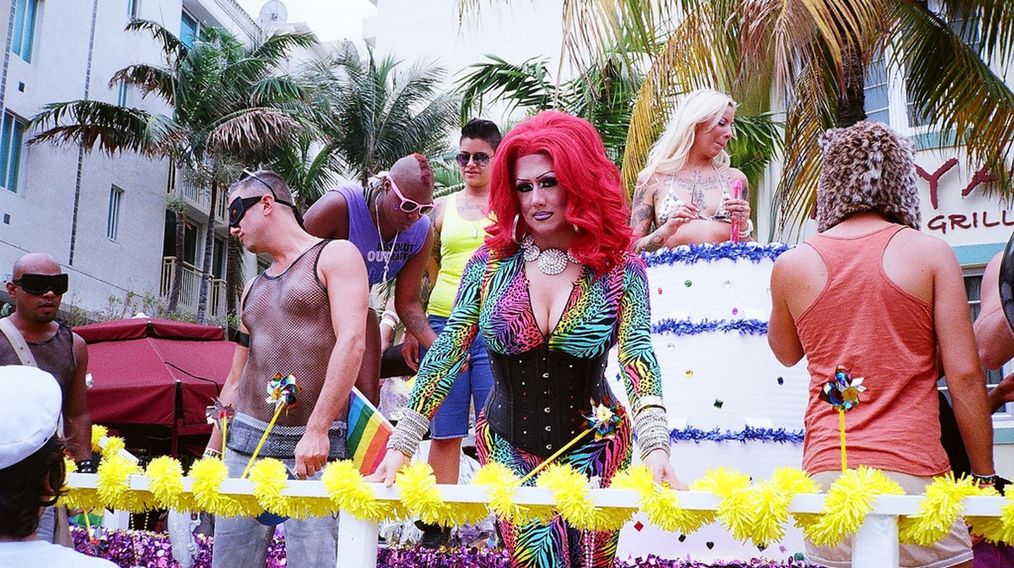 Miami Gay Pride Parade | © Phillip Pessar / Flickr