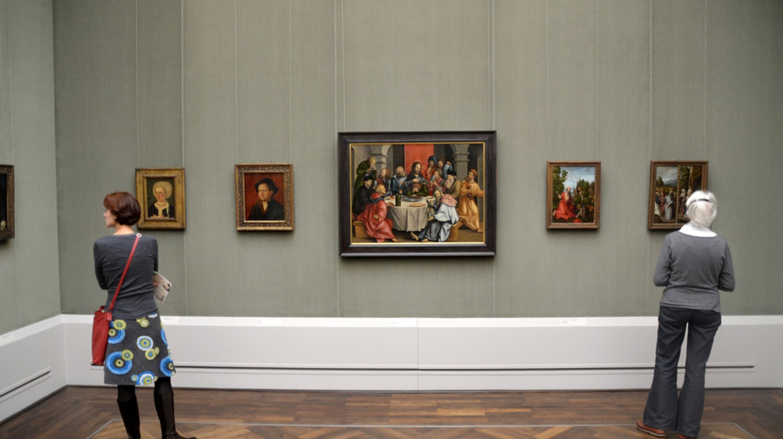 "<a href=""https://www.flickr.com/photos/spirosk/7297407092/"" target=""_blank"" rel=""noopener noreferrer"">In Berlin's Gemäldegallerie (Picture Gallery) | © SpirosK Photography / Flickr</a>"