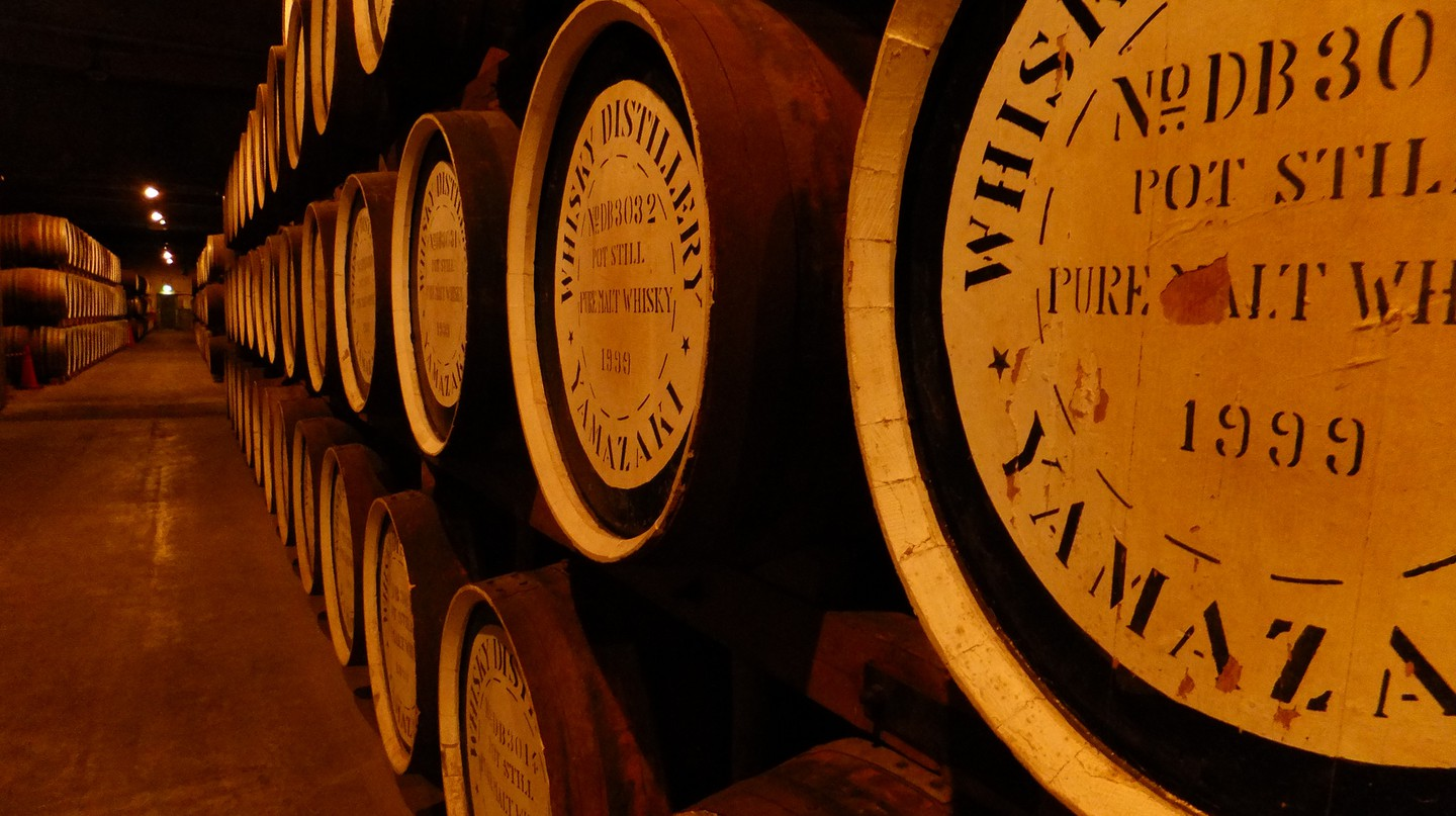 Whisky Warehouse | ©Toukou Sousui 淙穂鶫箜 / Flickr